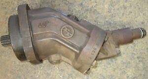 Hydromatik-GmbH-ULM-Donau-Rexroth-Liebherr-A2FM45-61-433-530-Hydraulic-Motor
