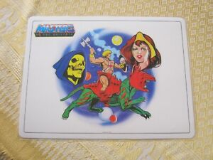 MASTERS-OF-THE-UNIVERSE-PLACE-MAT-MATTEL-INC-1983-in-EXCELLENT-CONDITION
