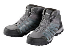 Crivit Mens Hiking walking Boots UK 8 EU 42 Waterproof Windproof Grey /& blue