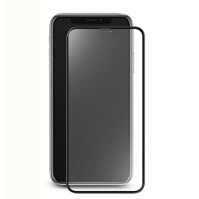 arrives e0e27 a958b for iPhone X Screen Protector Anti Glare Matte Tempered Glass