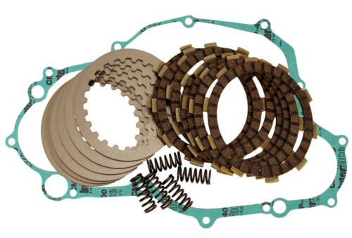 Outlaw Racing ORCKA44 ATV Clutch Kit With Gasket Kawasaki KLF220 Bayou 1988-2002