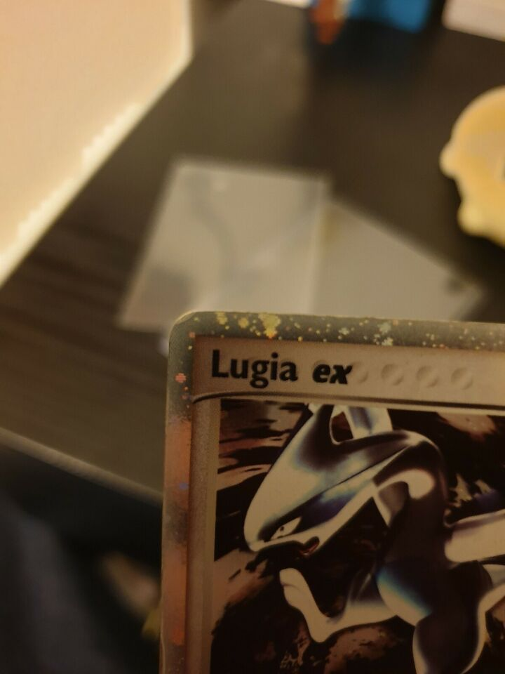Legetøj, Lugia ex 105/115 from ex unseen forces