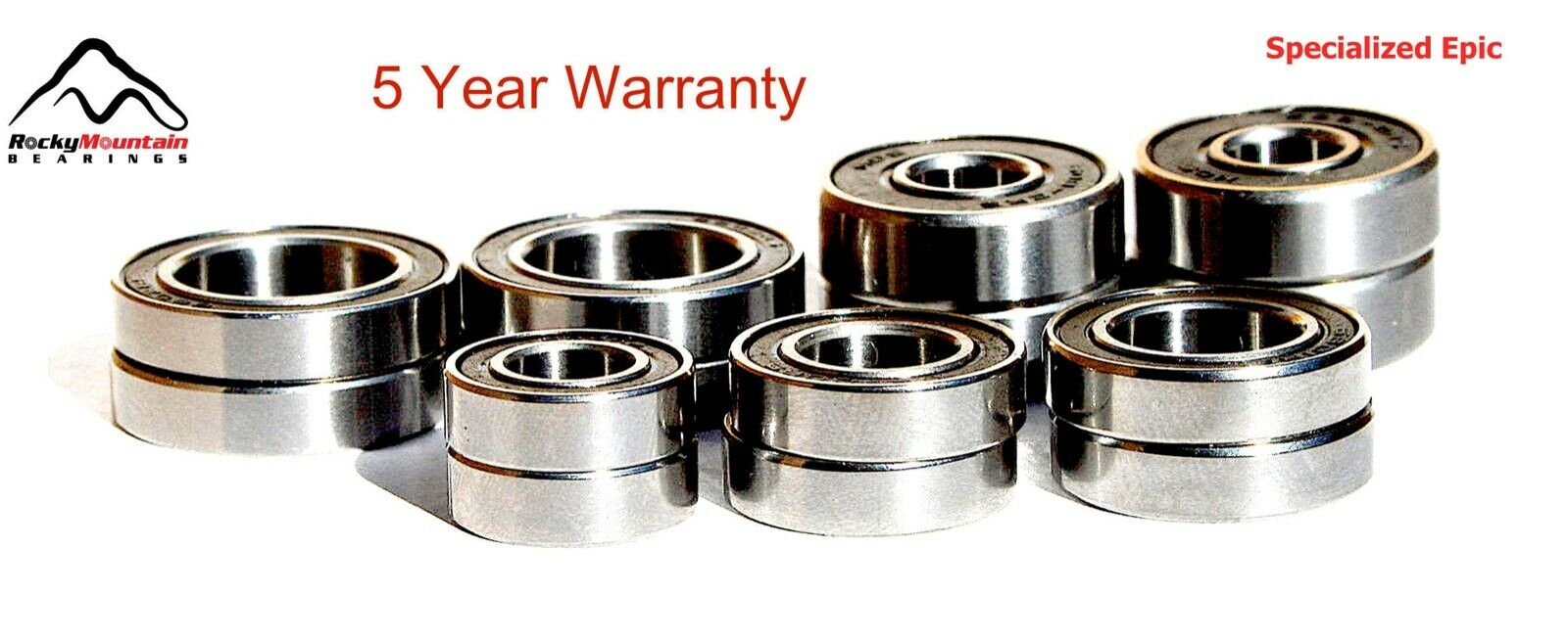 SPECIALIZED EPIC 2006-2008 FULL COMPLEMENT BEARING KIT
