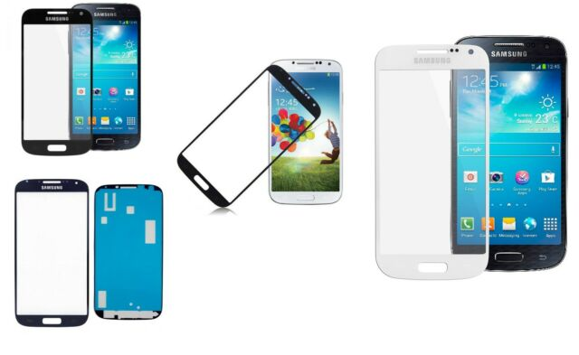 Samsung Galaxy Display Glas Touch Screen Front Glass für S3 S4 S5 S6 S7 Note 3