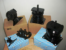 FITS: 1998-2002 HONDA ACCORD (3.0L, V6) -- SET OF 5 MOTOR & TRANSMISSION MOUNTS.