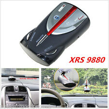 12V 16-Band 360° Car Speed GPS Laser Voice Alert Radar Detector Cobra XRS 9880