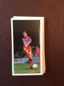 H1j Trade Card Bassett 1990 Football No 13 Andy Thorn - Leicester, United Kingdom - H1j Trade Card Bassett 1990 Football No 13 Andy Thorn - Leicester, United Kingdom