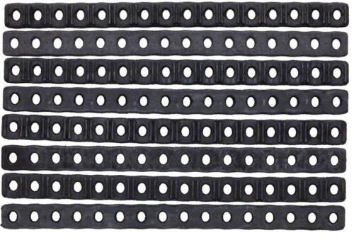 SKS Rubber Fender Straps Pack of 8