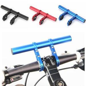 20CM Bike Extender Alloy Bicycle Handlebar Extension Bracket HS DE