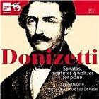 Gaetano Donizetti - Donizetti: Sonatas and Waltzes (2012)