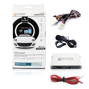 iSimple-CarConnect-ISHD751-Bluetooth-Interface-For-Honda-Acura-Audio-Streaming