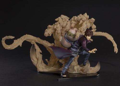 Bandai Naruto Figuarts ZERO Gaara Shippuden Kizuna Relation Statue MISB In Stock