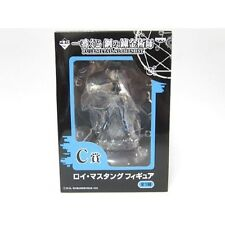 Prize Ichiban Kuji C Award Roy Mustang Figure Alchemist Banpresto From Japan
