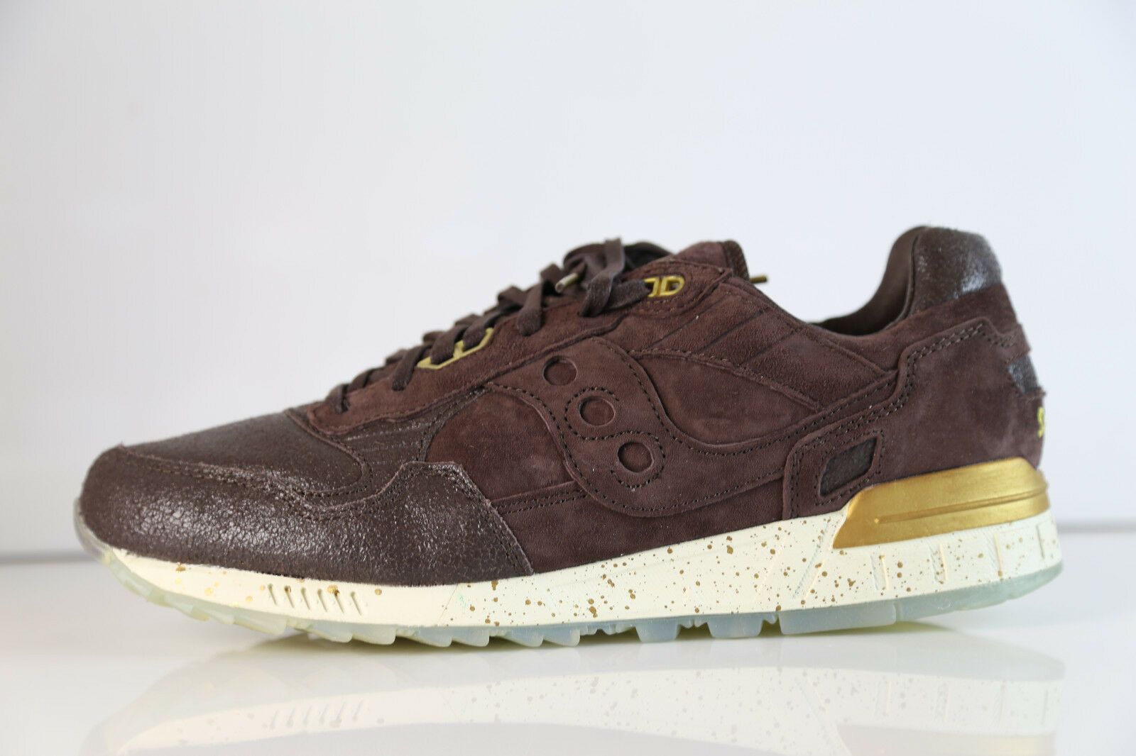 Saucony Shadow 5000 Elite Chocolate Pack braun S70311-2 7-11