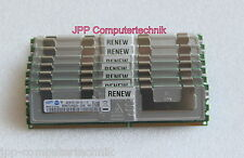 8GB 2 x 4GB RAM Intel Server Board S5000PSL 667 Mhz FB DIMM DDR2 Speicher Memory
