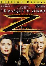 DVD *** LE MASQUE DE ZORRO *** neuf sous blister