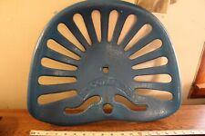 Antique Cast Iron Mccormick Tractorequipment Seat