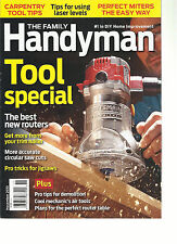 THE FAMILY HANDY MAN,  # 1 IN DIY HOME IMPROVEMENT, NOVEMBER, 2013 (TOOL SPECIAL