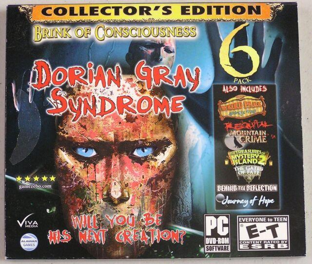 Brink of Consciousness: Dorian Gray Syndrome (PC, 2012)NEW