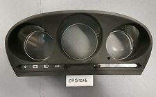 Mercedes SL SLC r107 c107 Speedo Instrument Cluster Housing