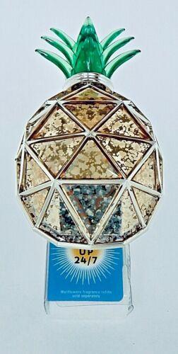 BATH /& BODY WORK WALLFLOWERS GOLDEN PINEAPPLE HOME FRAGRANCE NIGHT LIGHT PLUG IN