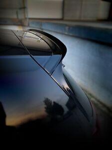 Spoiler Heckspoiler für VW Golf 7 GTI GTD R-Line TCR ABS Dachspoiler Lippe Glanz