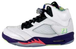 Air-Jordan-5-Retro-Ghost-Green-Alternate-Bel-Air-DB3335-100-Men-039-s-Size-8-5-10-5