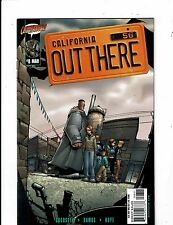 7 California Out There Cliffhanger Image Comic Books # 8 9 10 11 12 13 14 J239