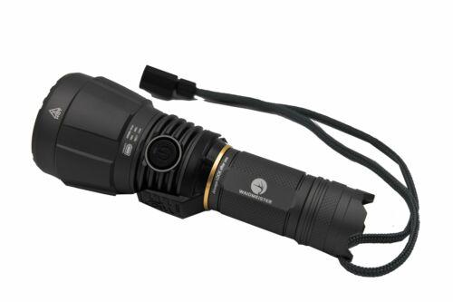 Lampe de Poche Waidblick 3000 Lumen Chasse Extérieur LED Jagdlampe Spotlight