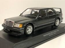 Mercedes-benz 190e 2.5-16 evo 2 en plata maxichamps//Minichamps 1:43 OVP nuevo