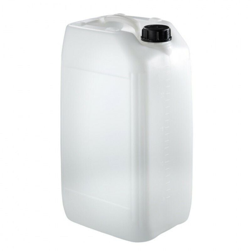 3 x 25 litre jerry cans with Tamper Proof Lids 6.55 per Jerry Can