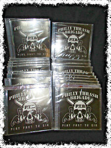 Philly-Thrash-Brigade-Comp-CD-ltd-to-1-000-Rumpelstiltskin-Grinder-XXX-Maniak