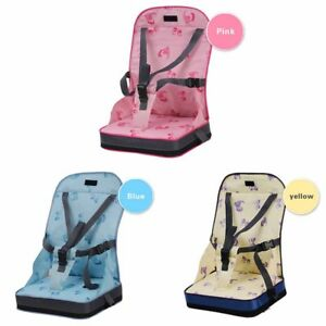 Details about Foldable Portable Baby Toddler Infant Dining Chair Booster  Seat Bag Travel Chair