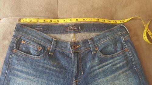 Blue Crop de Jeans Lucky femmes pour la 8 étiquettes Sweet Brand marque 29 sans zr6wSqz