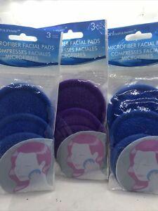 April bath shower microfiber facial cloths