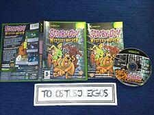 Scooby Doo! Mystery Mayhem Xbox BUENA CONDICION
