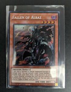 Yugioh Fallen of Albaz Secret Rare ROTD-EN011 1st Edition NM