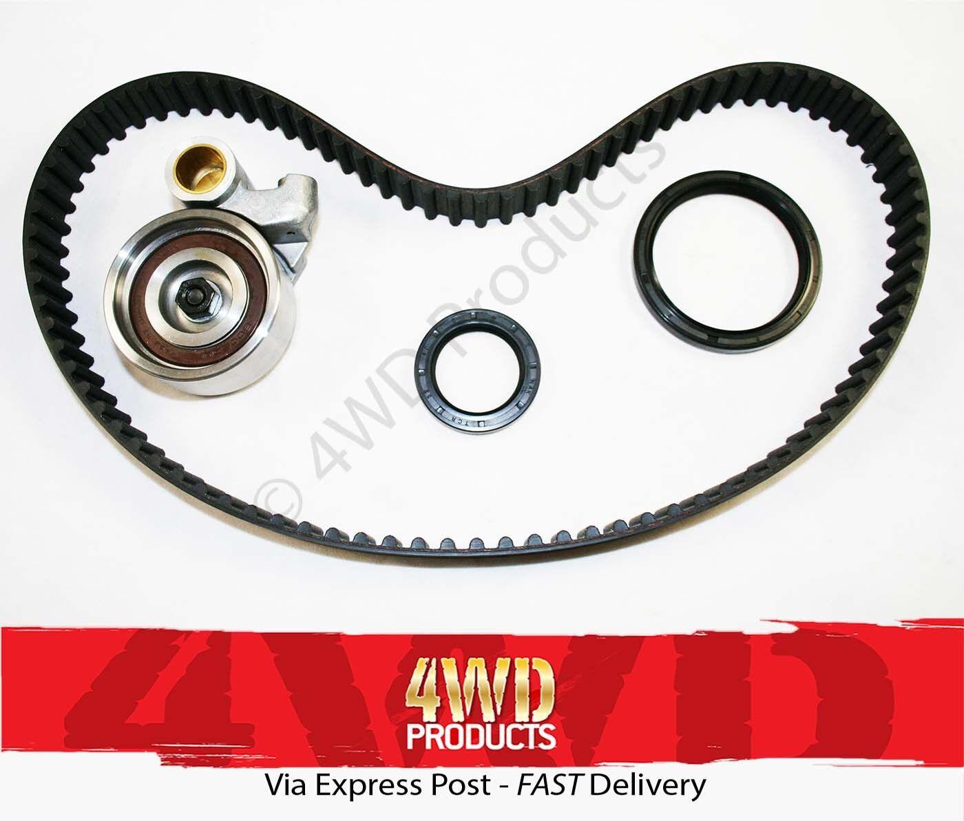 Details about Timing Belt kit - Toyota LandCruiser HZJ75 HZJ78 HZJ79 HZJ105  4 2D 1HZ (98-06)