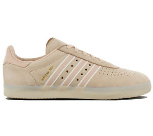 6909d12e2 Adidas x Oyster 350 Men s Sneakers Shoes Leather Beige Trainers ...