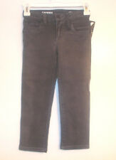 Shaun White Boys Black Skinny Black Jeans Pants Adjustable Waist Size 4 NWT