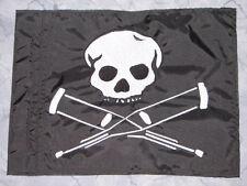 Custom JACKASS Skull Safety Flag for JEEP ATV UTV dirtbike Dune Whip Pole