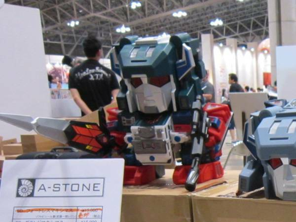 A-Stone Toys Jumbo-Transformers 02 Grand Maximus Wonder Festival 2013 édition limitée
