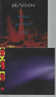 CD-DE VISION WORLD WITHOUT END