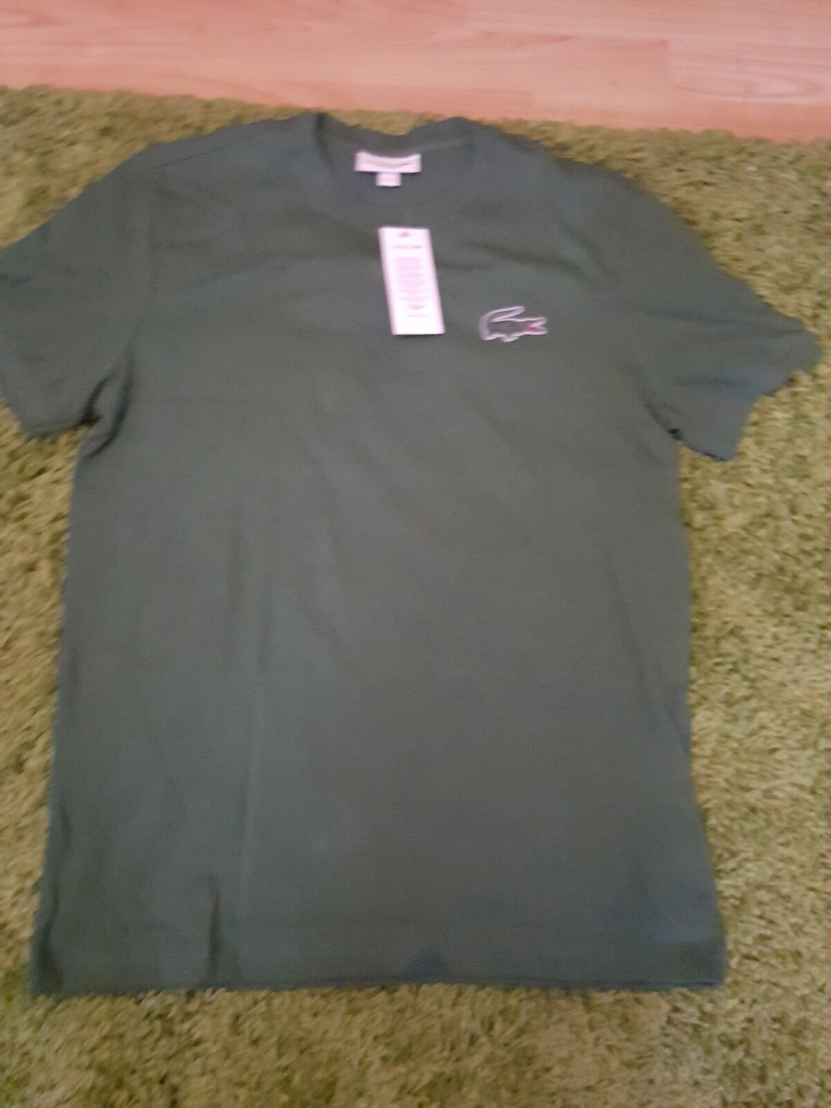 Lacoste Short Sleeve T-Shirt For Men