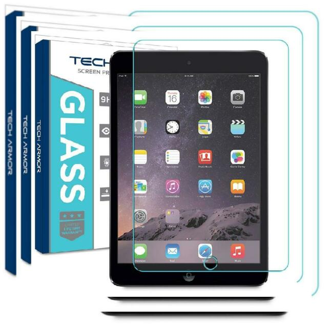 Premium Tempered Glass Clear LCD Screen Protector for Apple iPad Pro 9.7 Retina