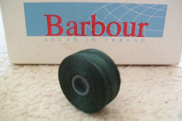 Genuine BARBOUR Nylon Belbob 45 yard Sewing Spool Reel Jacket Repair Thread