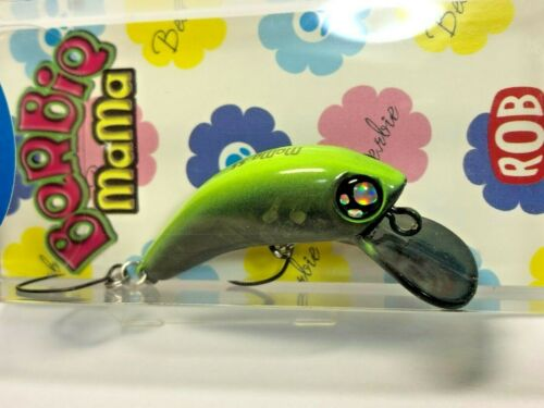58092 Rob Lure Mama Berbie SS Trout crank HERO/'S Limited #Crescent Moon