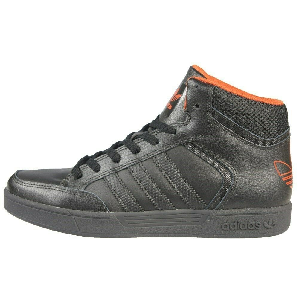 Shoes Universal Men Adidas Varial Mid BY4062 Black