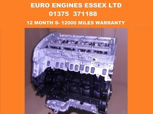 Details about FORD TRANSIT 2 4D Di 00-06 ReMANUFACTURED ENGINE D2FA