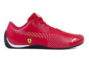 Details about Puma Ferrari Drift Cat 5 Ultra II Men's Athletic Shoes Casual  Sneakers